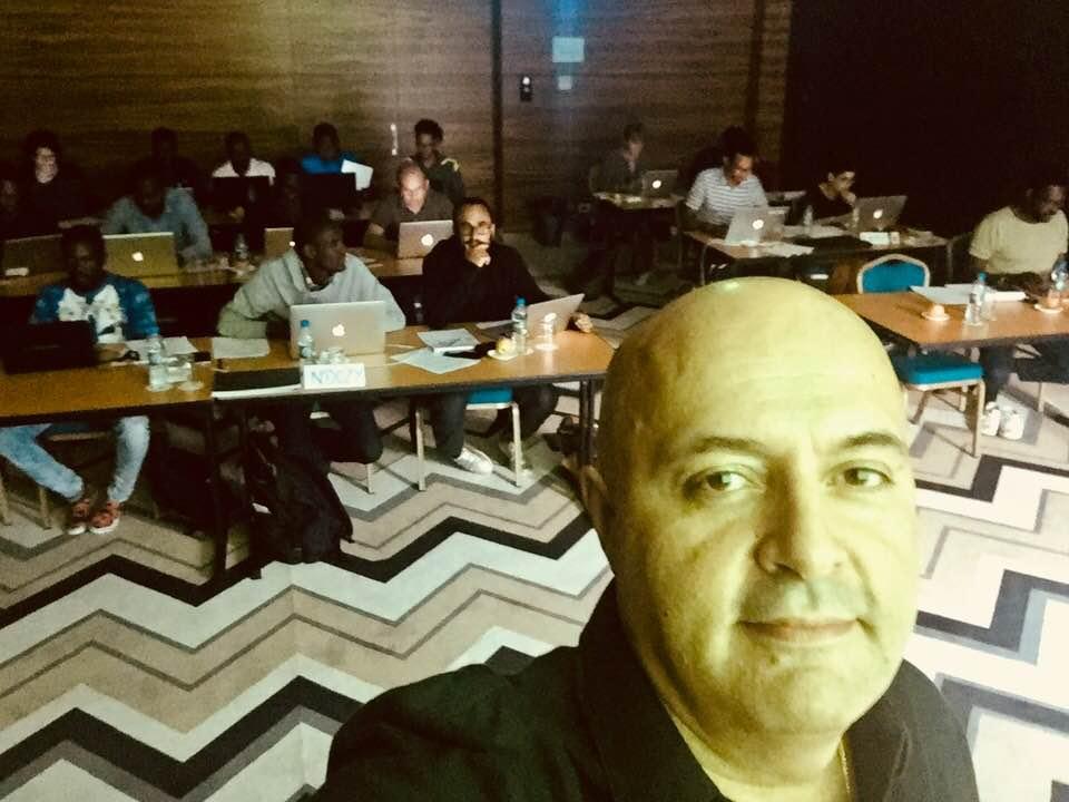 Workshop de escrita de guião