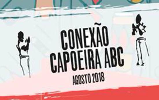 """Sesc São Caetano realiza o projeto """"Conexão Capoeira ABC Capoeira Portal Capoeira"""