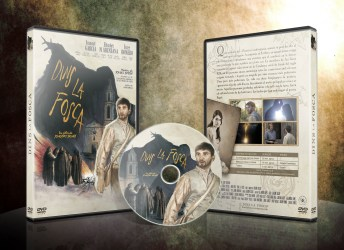 "Packaging DVD ""Dins La Fosca"""