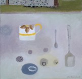 Sugar Spoon and Yellow Cup, © Jo Aylward 2007