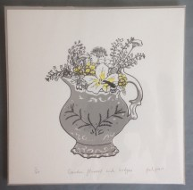 Garden Flowers and Lodger, copy; podpress