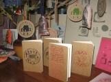 Moleskine notebooks and decs; © Podpress