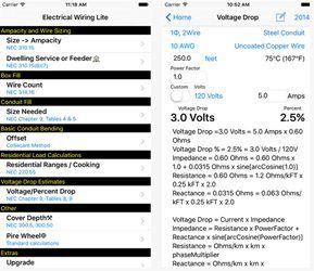 electrical wiring lite screenshot