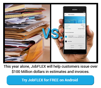jobflex vs. paperwork