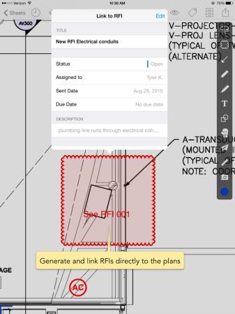 plangrid screenshot