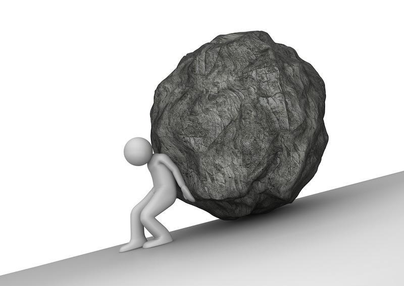 Resultado de imagem para career burden
