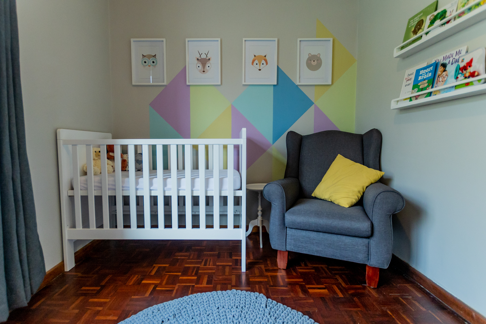 Finished Baby Room