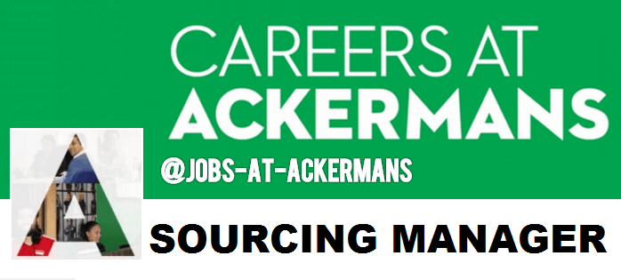 ACKERMANS KUILSRIVER: SOURCING MANAGER