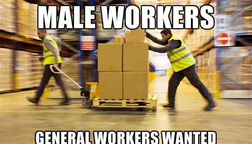 General Warehouse Workers