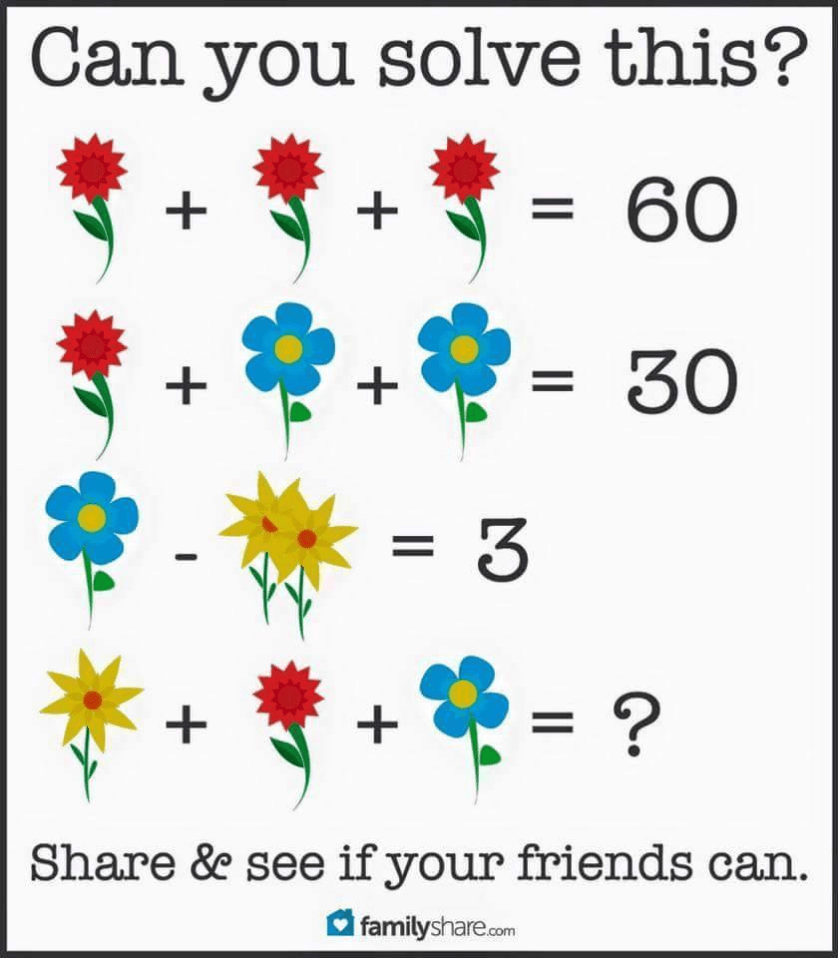 solve this... if you can