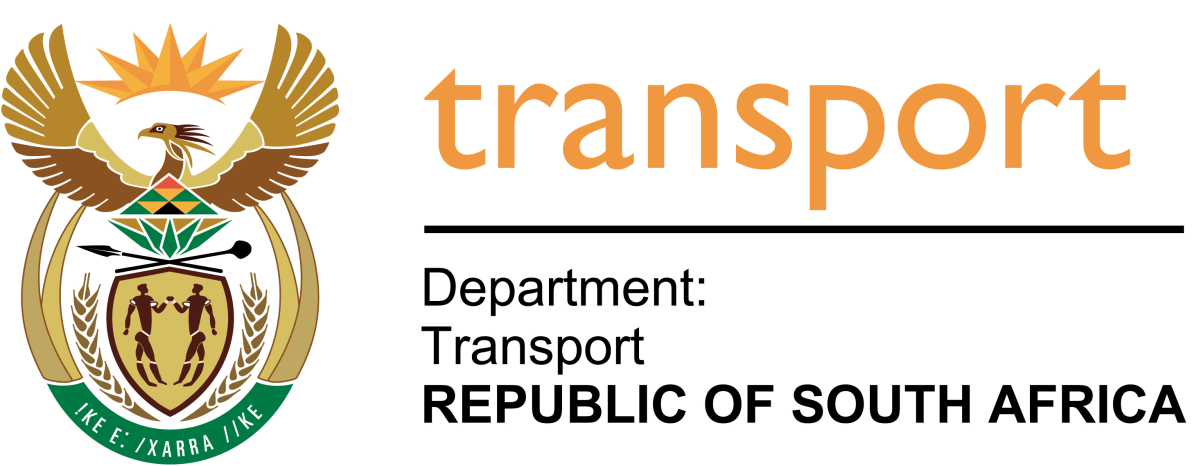 STATE ACCOUNTANT – BUDGET REVENUE AND EXPENDITURE – DEPT OF TRANSPORT & PUBLIC WORKS