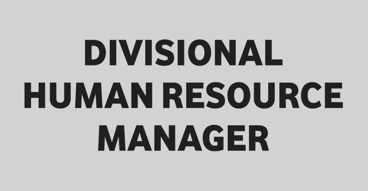 DIVISIONAL HR MANAGER (POLOKWANE)