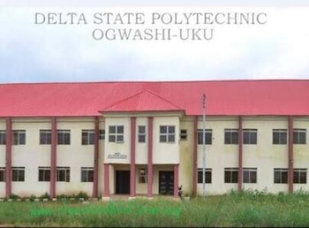 Delta State Polytechnic Ogwashi-Uku ND and HND Admission for 2018 / 2019 Academic Session