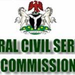 Federal Civil Service Commission of Nigeria, FCSC Mass Job Recruitment