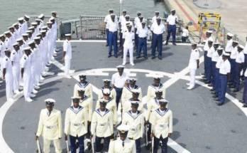 nigerian navy shortlisted names