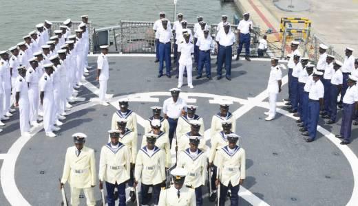 Nigerian Navy Shortlisted Names 2019 For NN Aptitude Test