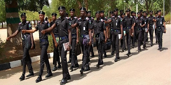 Nigeria Police Academy Admission 2019 7th regular course