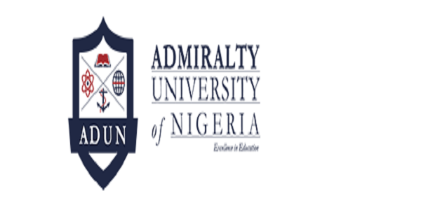 Admiralty University of Nigeria, Ibusa, Delta State 2020 Admission Ongoing
