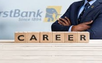 FirstBank recruitment
