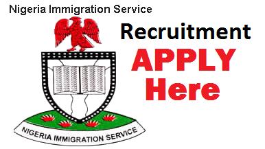Nigeria Immigration Service Recruitment 2020- NIS Application Portal Form