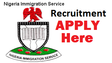 Nigeria Immigration Service Recruitment – NIS Application Portal Form