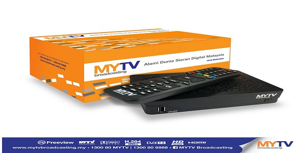 MYTV MALAYSIA INSTALLATION GUIDE AND FREQUENCY