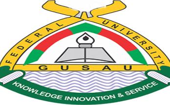 Federal university Gusau Recruitment