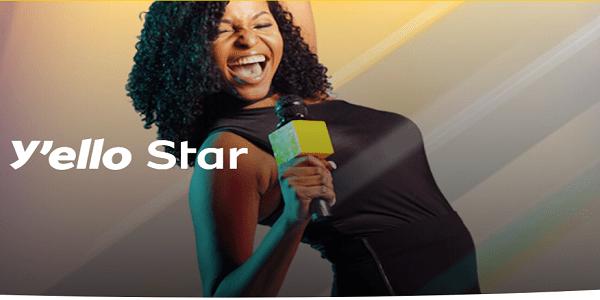 MTN Yello Star Music Talent Hunt Show Registration Portal