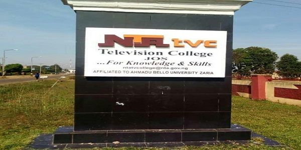 NTA College Jos Diploma In Television Production Course List