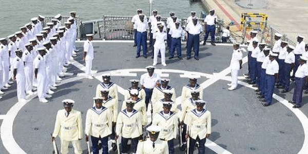 Nigerian Navy Recruitment 2020 NNR 31 @ Joinngieriannavy.com