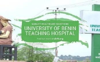 UBTH School of Midwifery Admission