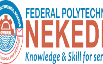 federal polytechnic nekede admission
