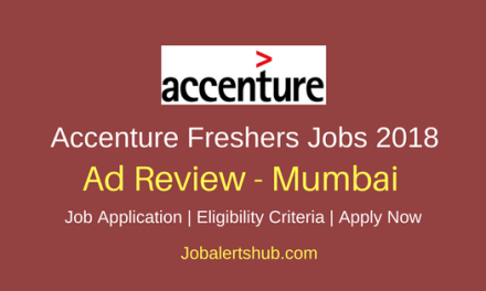 Accenture Freshers Back Office Ad Review 2018 Vacancies | Mumbai | UG, Graduation | Apply Now