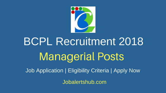 Brahmaputra Crackers & Polymers Limited (BCPL) 2018 Managerial Jobs – 17 Posts | Degree, MBA/ MSW, CA/ ICWA | Apply Now