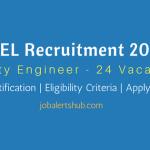 BEL Recruitment 2017 | Deputy Engineer Vacancies | BE / B.Tech | Apply Now