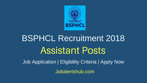 Bihar State Power (Holding) Company Ltd Recruitment 2018 Assistant Posts | Degree | Apply Now