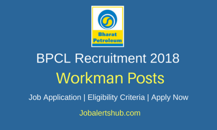 Bharat Petroleum Corporation Limited (BPCL) General Workman-B (Trainee) Recruitment – 44 Posts | Diploma | Apply Now