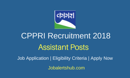 Central Pulp & Paper Research Institute (CPPRI) 2018 LDC, Scientist, Personnel Assistant  Posts – 16 Vacancies | 8th, Degree, Master's Degree, PG | Apply Now
