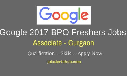 Google 2017 BPO Freshers | Voice Process | Any Graduation | Apply Online