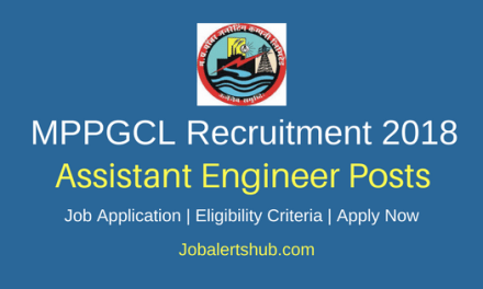 Madhya Pradesh Power Generation 2018 Assistant Engineer Posts – 50 Vacancies | B.Tech + GATE Score | Apply Now