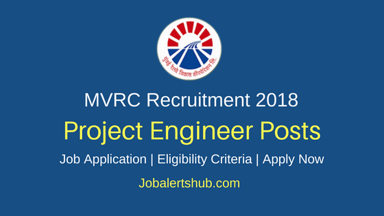 Mumbai Railway Vikas Corporation Ltd 2018 Project Engineers Recruitment 2018 – 34 Vacancies | B.Tech + GATE 2018 | Apply Now