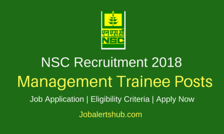 National Seeds Corporation Limited 2018 Management & Diploma Trainee, Trainee Mate Recruitment 2018 – 258 Vacancies | 12th, Diploma, ITI, Degree, Master's Degree, PG | Apply Now