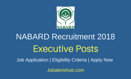 National Bank for Agriculture and Rural Development (NABARD) 2018 Specialist Officer Posts – 21 Vacancies | Degree, PG, Ph.D, CA/ CS/ICWAI | Apply Now