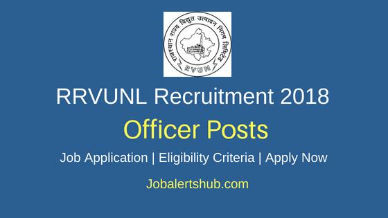 Rajasthan Rajya Vidyut Utpadan Nigam Ltd (RVUNL)  2018 Officer, Assistant, Steno & Accountant Posts –  3220 Vacancies | 12th, Diploma, Graduation, Master Degree, PG, CA/ ICWA | Apply Now