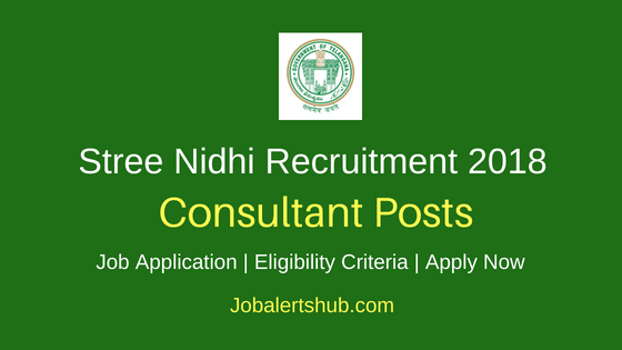 Stree Nidhi Credit Cooperative Federation Limited 2018 Consultants, Manager & Assistant Manager Posts – 09 Vacancies | Degree, Master Degree, PG Diploma | Apply Now