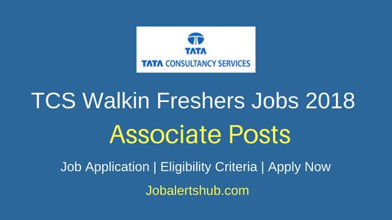 TCS BPS Mumbai Freshers Associate Jobs 2018 | Graduation | Walkin: 21st June 2018