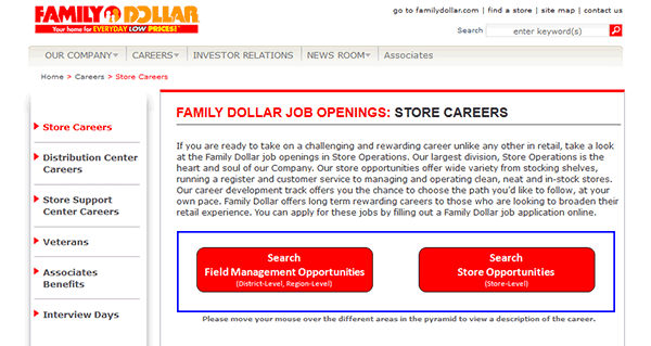 Family Apply Application Online Dollar