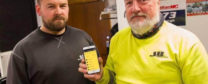 JB Mark & Bygg SmartDok