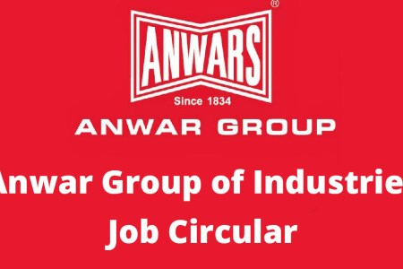 Anwar Group of Industries Job Circular 2021 Application Form