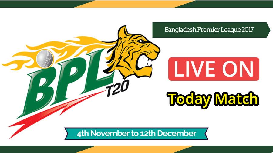BPL T20 Live Stream 2018 on GTV (Gazi TV) | Today Match